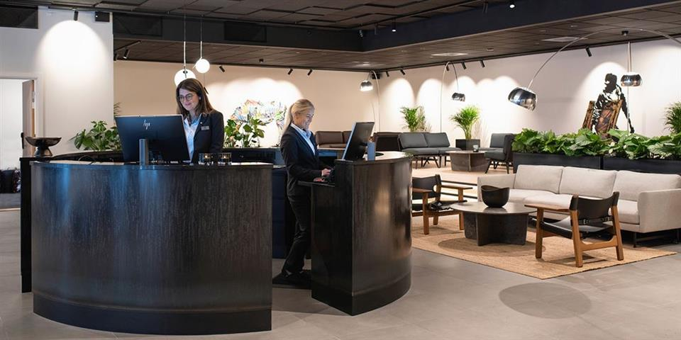 Thon Hotel Norge Reception