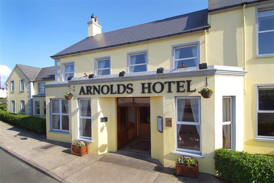 Arnolds Hotel Exterior