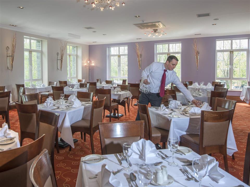 Innisfallen Hotel restaurant