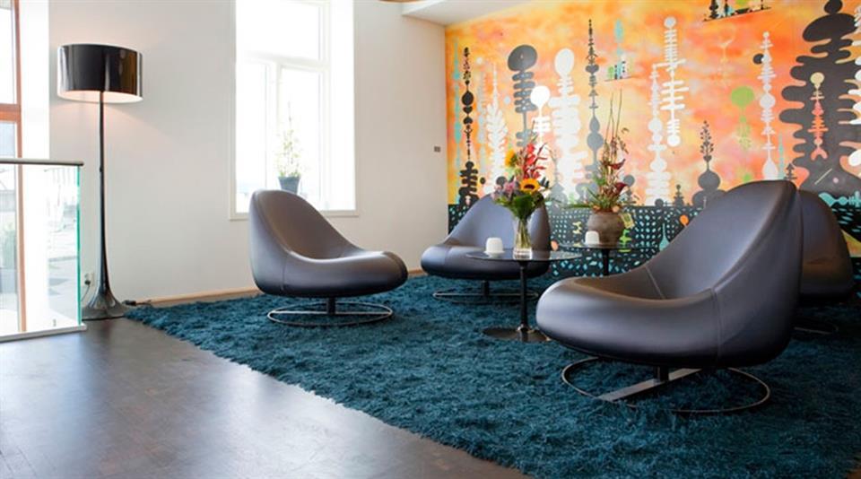Quality Hotel Waterfront Ålesund Lobby
