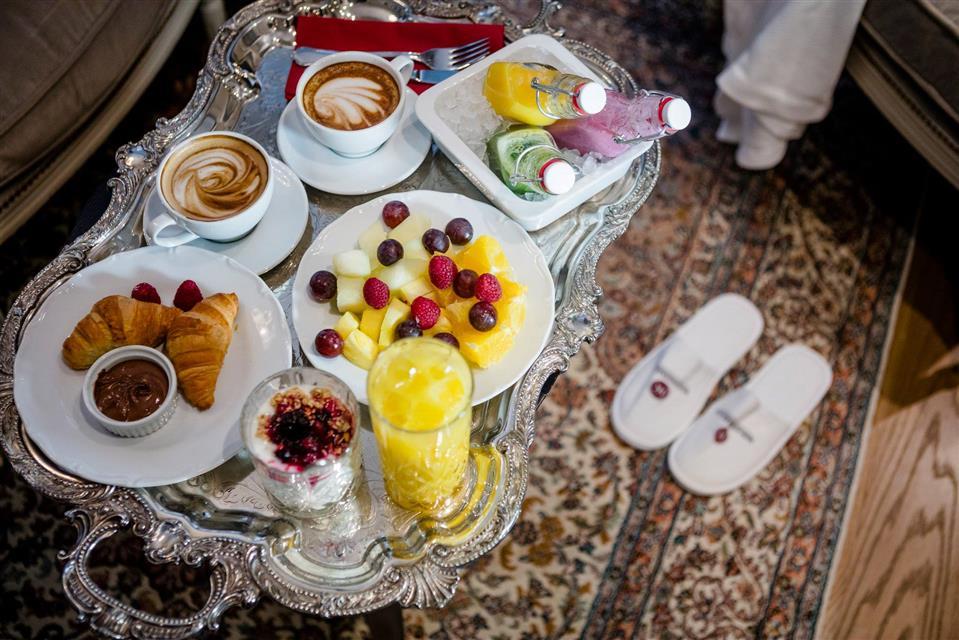 Hotel Kungsträdgården - The King's Garden Frukost