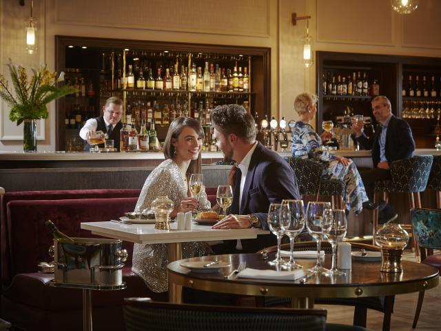Hardiman Hotel Bar