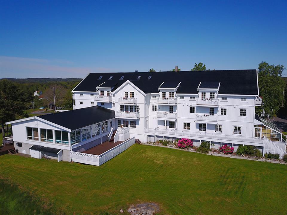 Arendal Herregaard Resort & Spa Fasad
