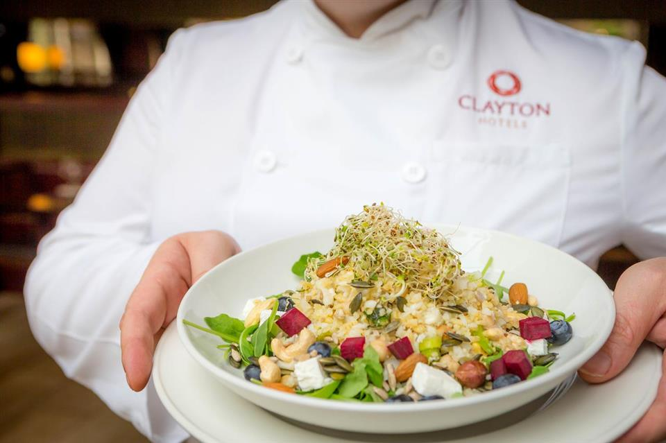 Clayton Hotel Dublin Airport Restaurant