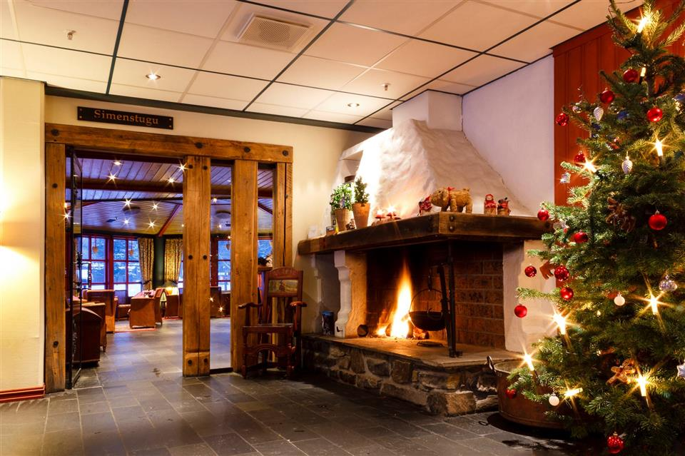 Hunderfossen Hotell & Resort Lounge