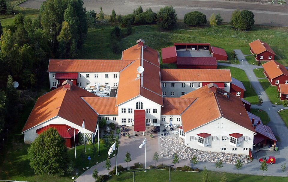 Högbo Brukshotell Fasad