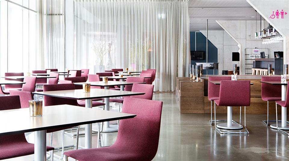 Comfort Hotel Square Restaurang
