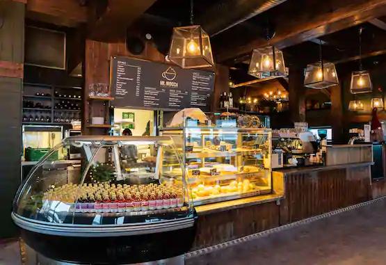 Radisson Blu Resort Trysil Café