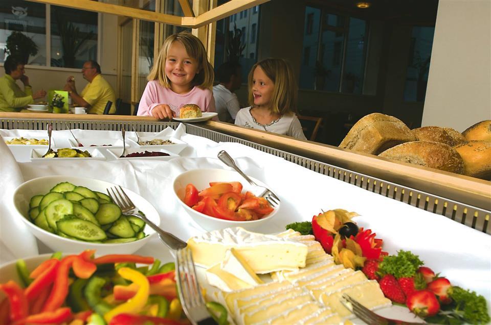 Best Western Plus Hotell Hordaheimen Frukost
