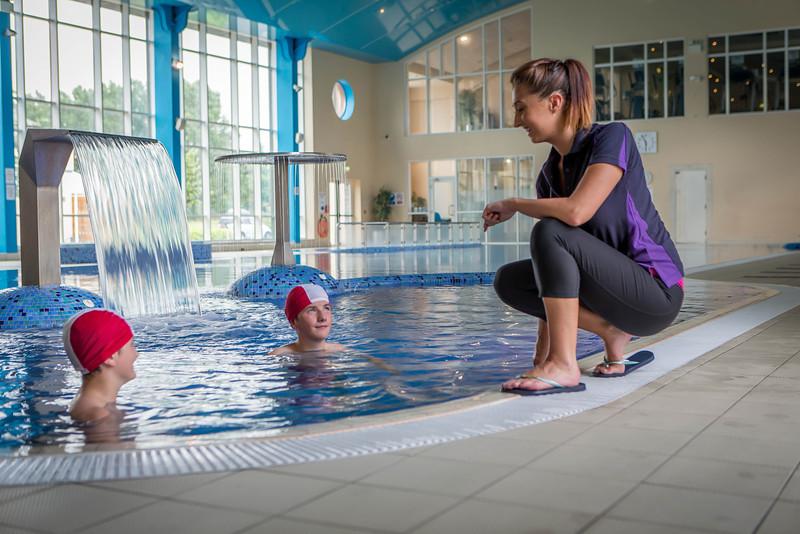 Charleville Park Hotel Swimming Pool