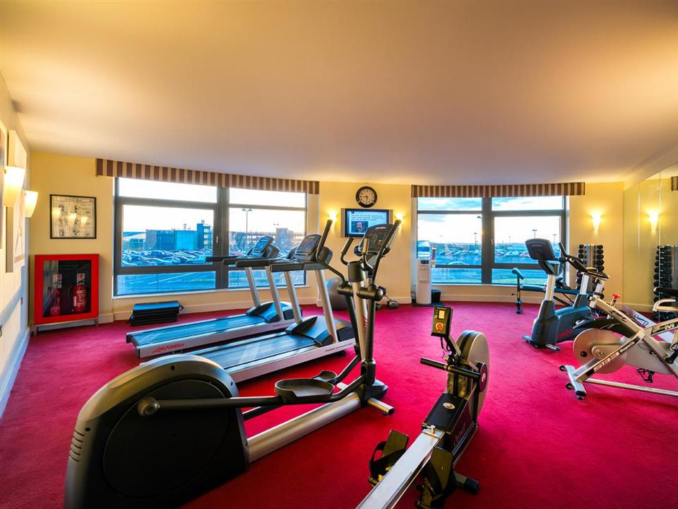 Cork International Hotel Gym