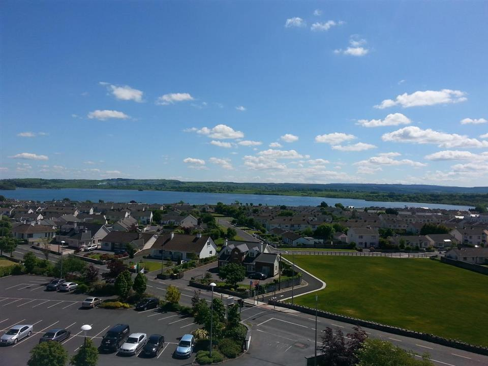 Loughrea Hotel view