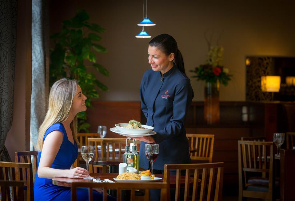 Clayton Hotel Cork CIty Restaurant