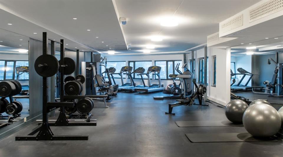 Quality Hotel Tønsberg Gym