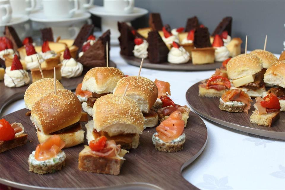 Talbot Hotel Stillorgan Food