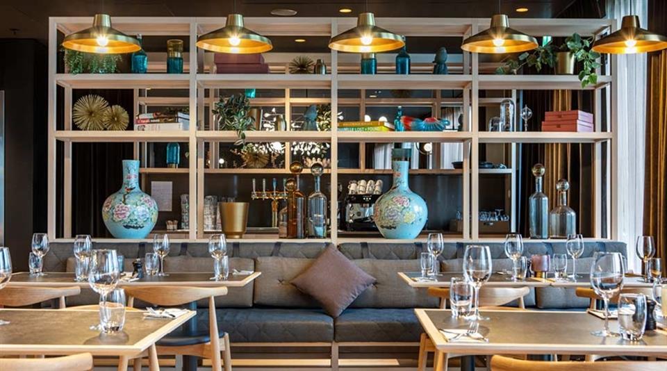 Quality Airport Hotel Gardermoen Brasserie X