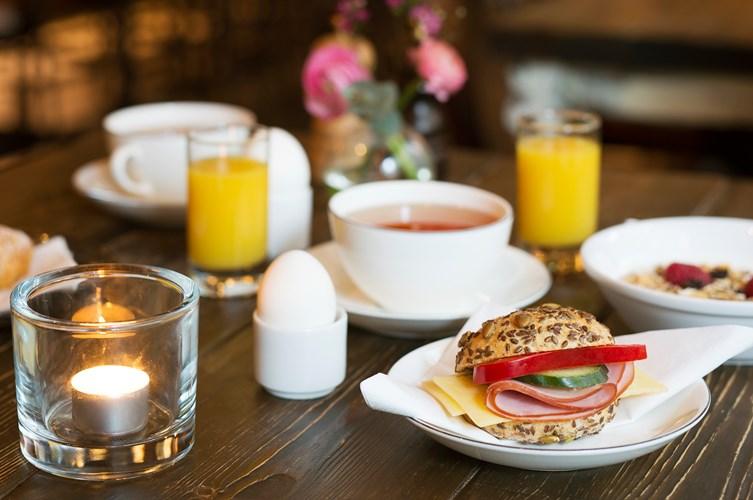 Elite Hotel Savoy Frukost