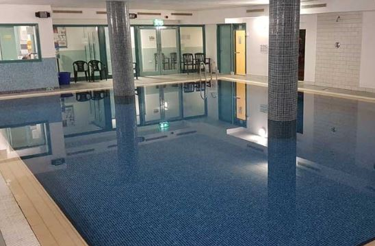 Pier Head Hotel Pool