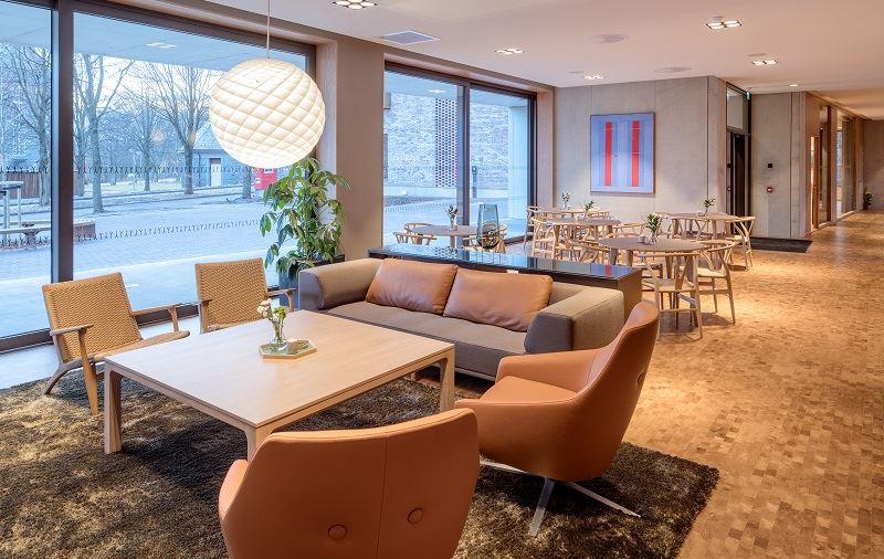 Ydalir Hotel Lounge