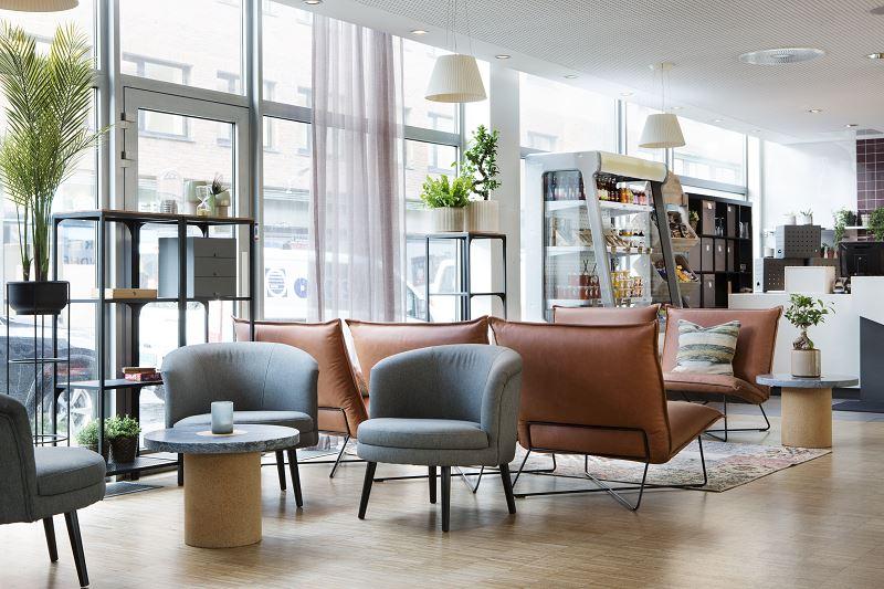 Comfort Hotel Trondheim Lounge