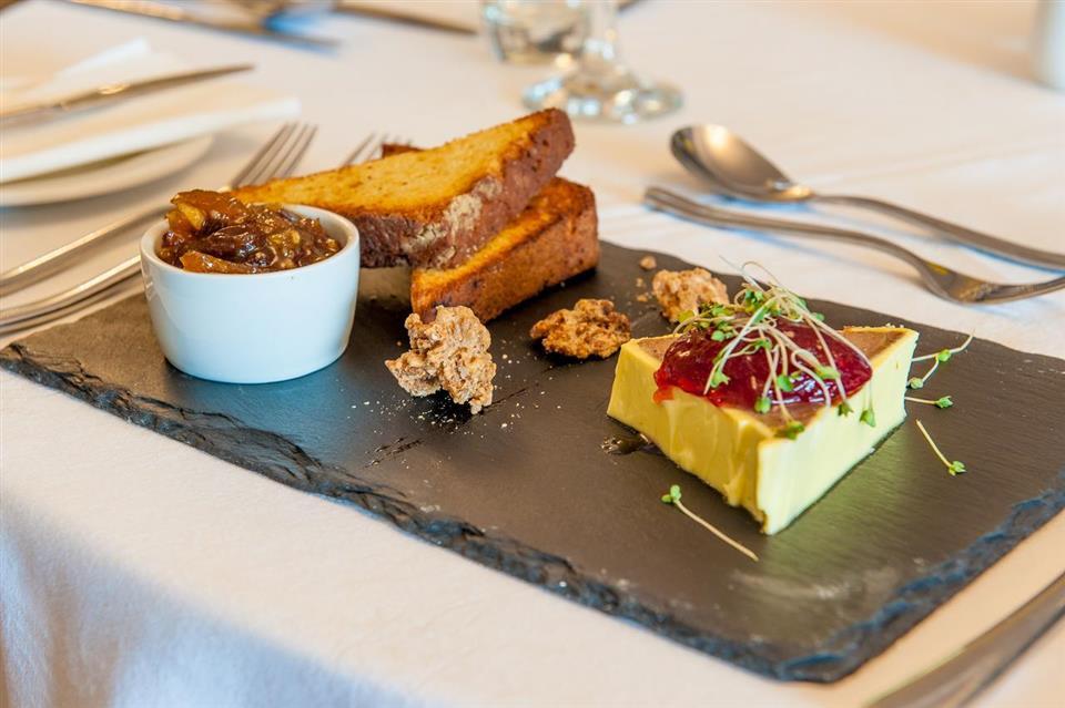 Beara Coast Hotel Food