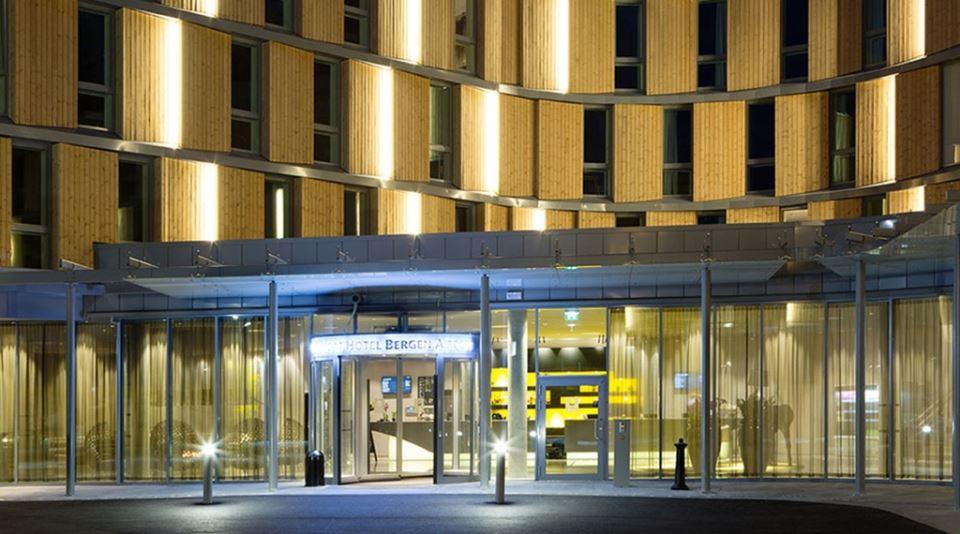 Comfort Hotel Bergen Airport Entré