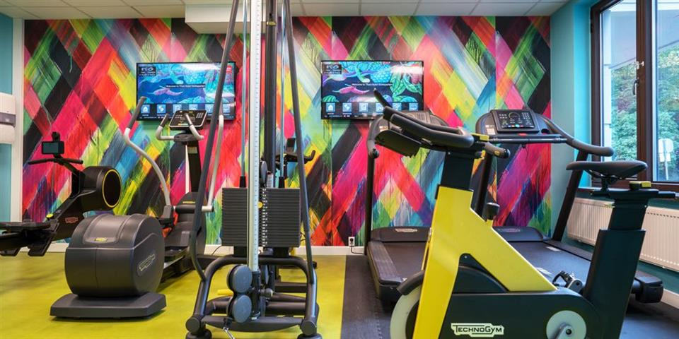 Thon Hotel Slottsparken Gym