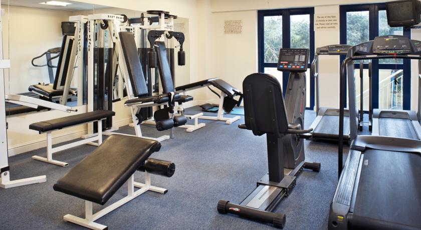 The Parkavon Hotel Gym