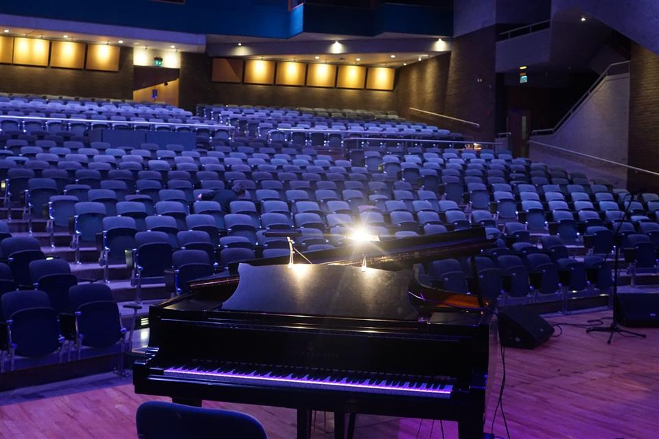 Travelodge Castletroy - Things to do in Limerick - University Concert Hall