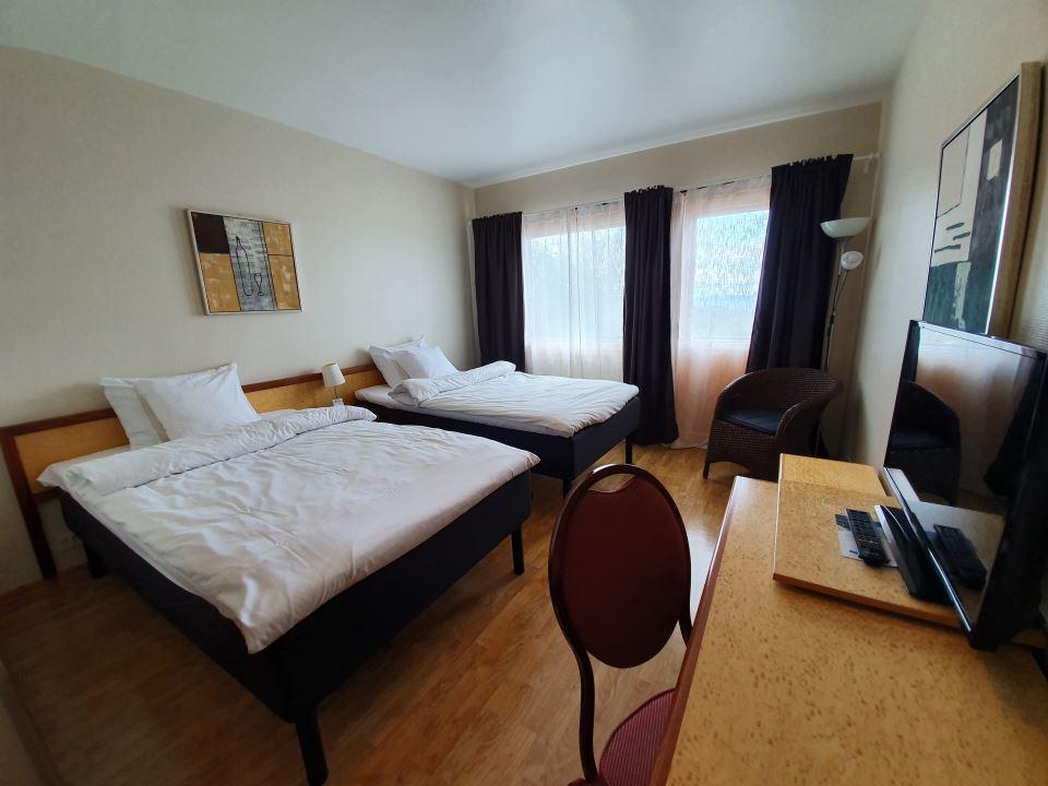 Best Western Stav Hotel Dubbelrum