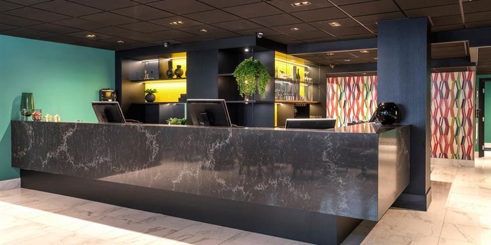 Thon Hotel Bristol Bergen Reception