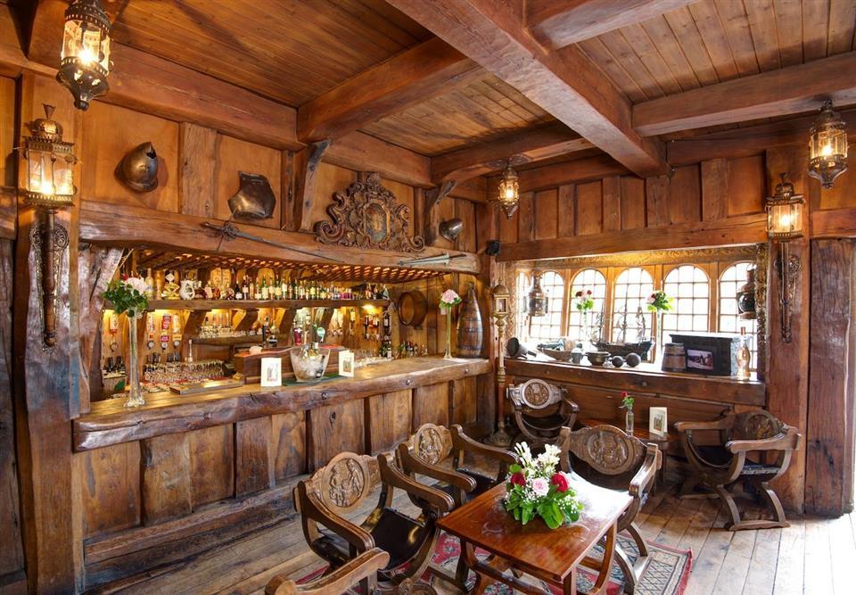 Belleek Castle Hotel Bar