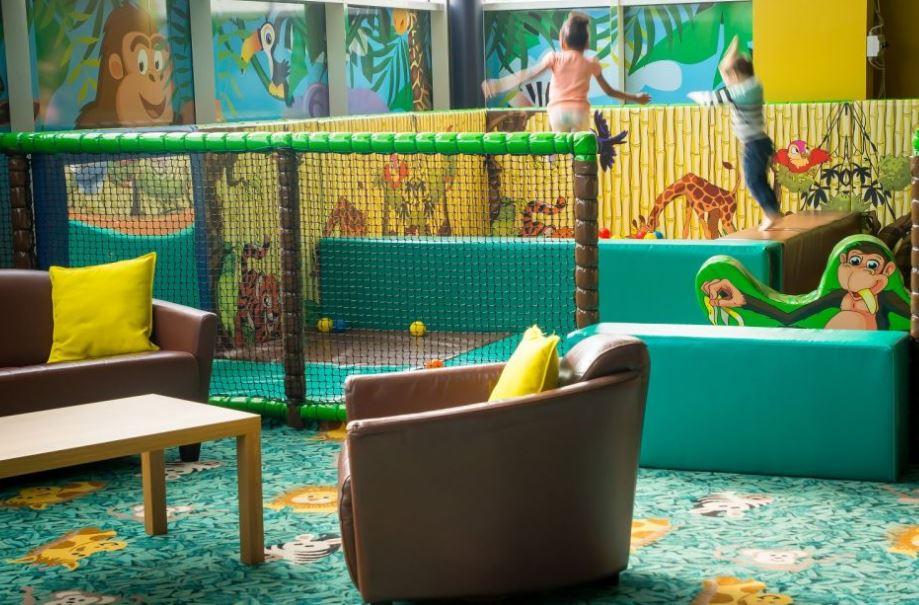 Talbot Hotel Carlow children play