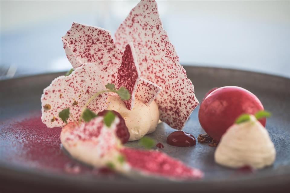 Redcastle Hotel Dessert