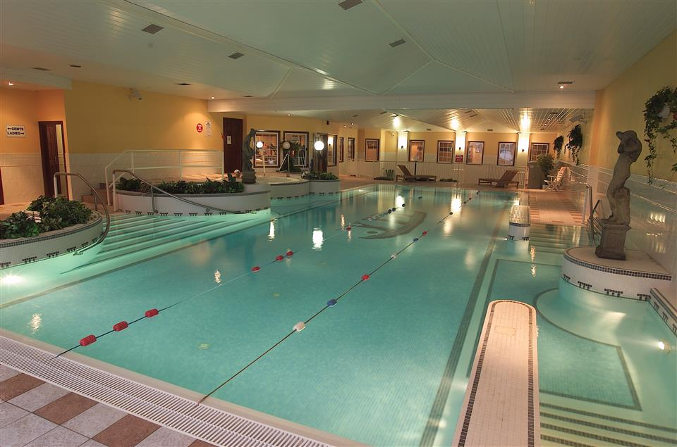 Dingle Skellig Hotel Swimming Pool