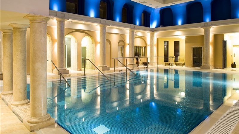Knockranny House Hotel Swimming Pool