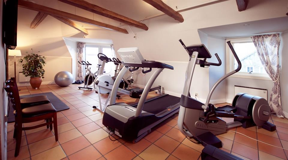 Clarion Collection Hotel Amanda Gym