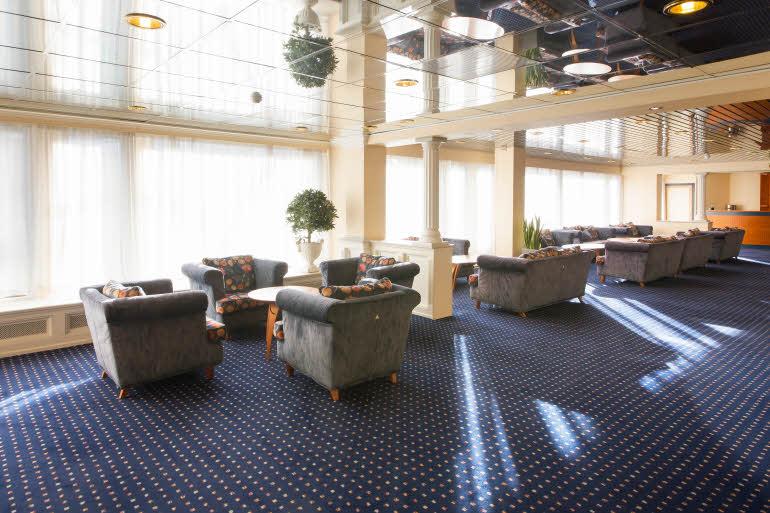 Scandic City Lobby