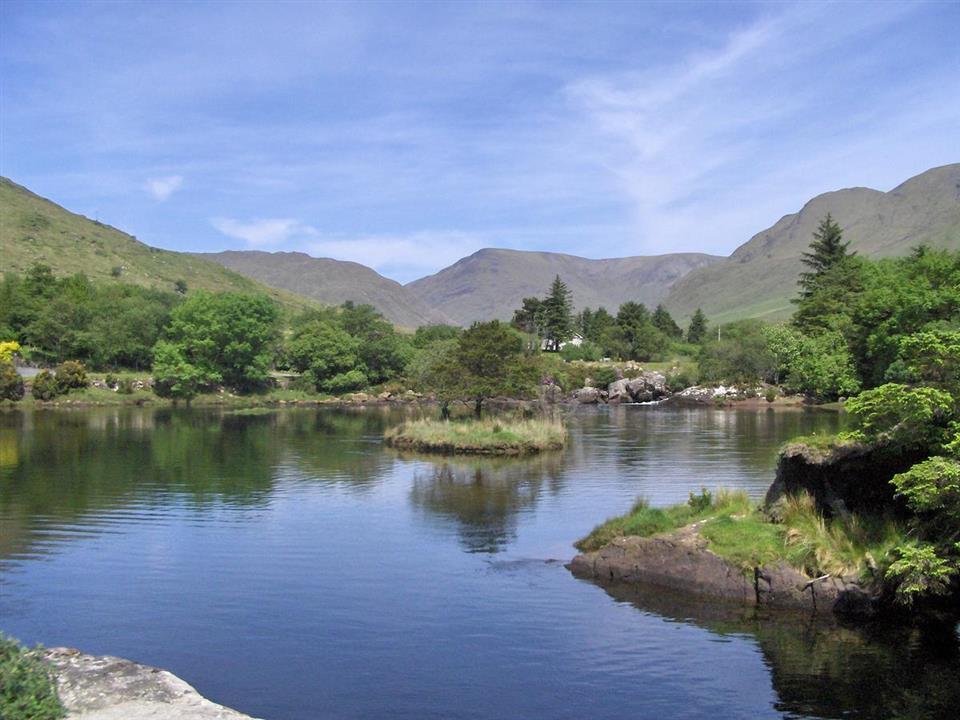 Delphi Mountain Resort River view