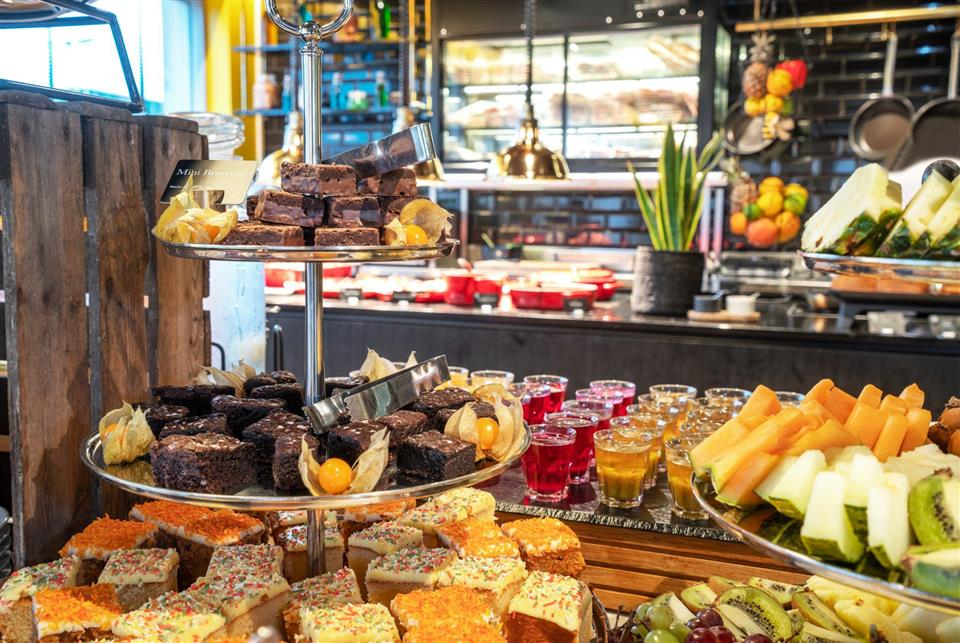 Thon Hotel Harstad Frukost