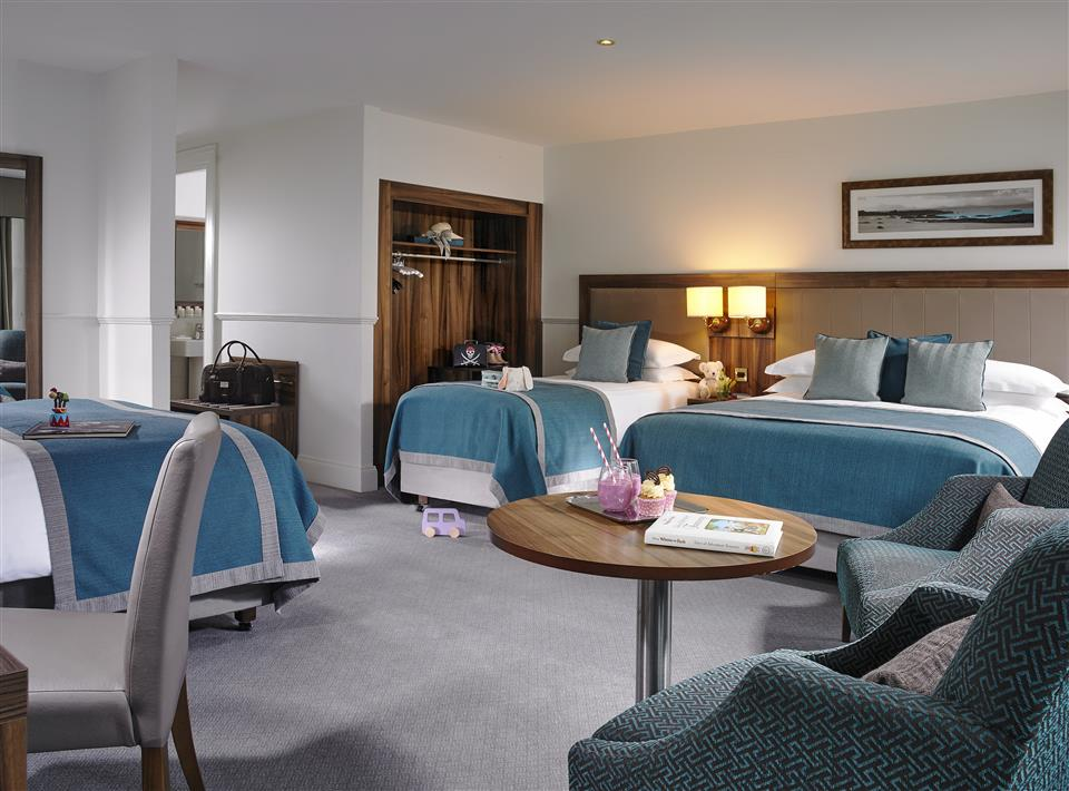 Actons Hotel Family Room