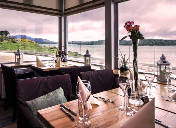 Donegal Boardwalk Resort restaurant
