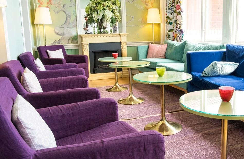 Mora Hotel & Spa  Lobby
