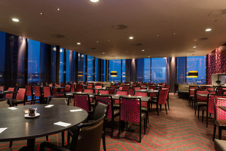 Scandic Rock City Hotel Restaurang