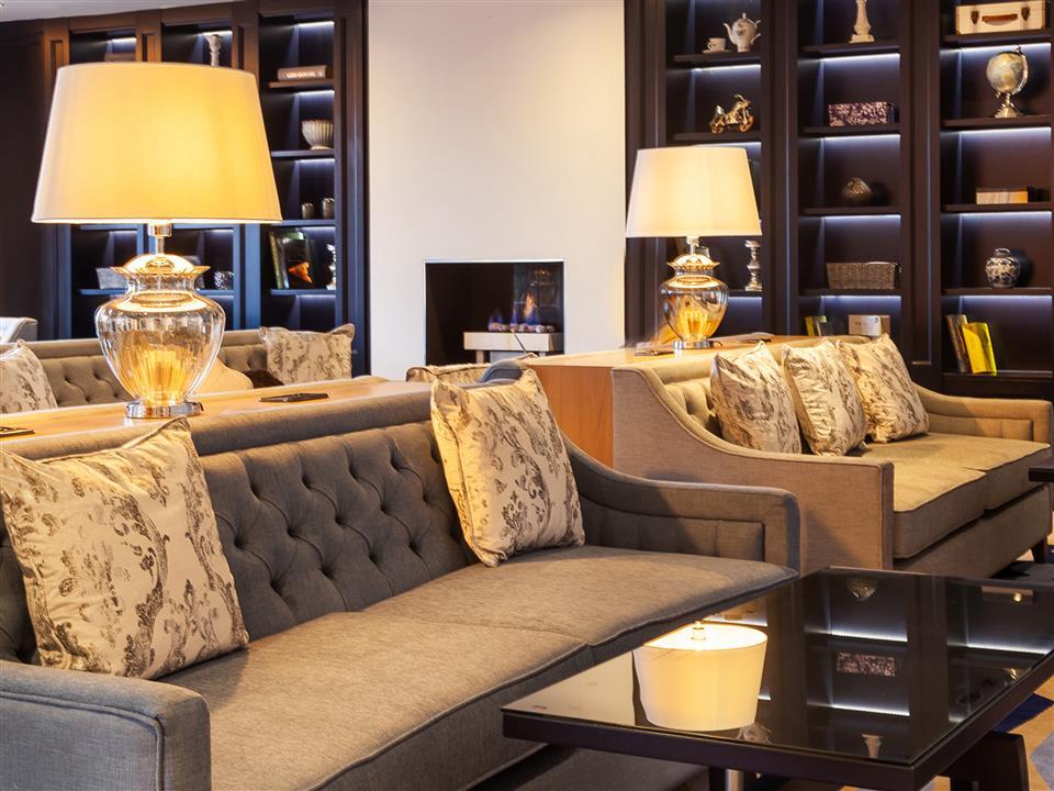 Connacht Hotel Lobby