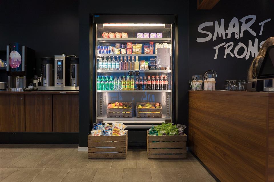 Smarthotel Tromsø Kiosk
