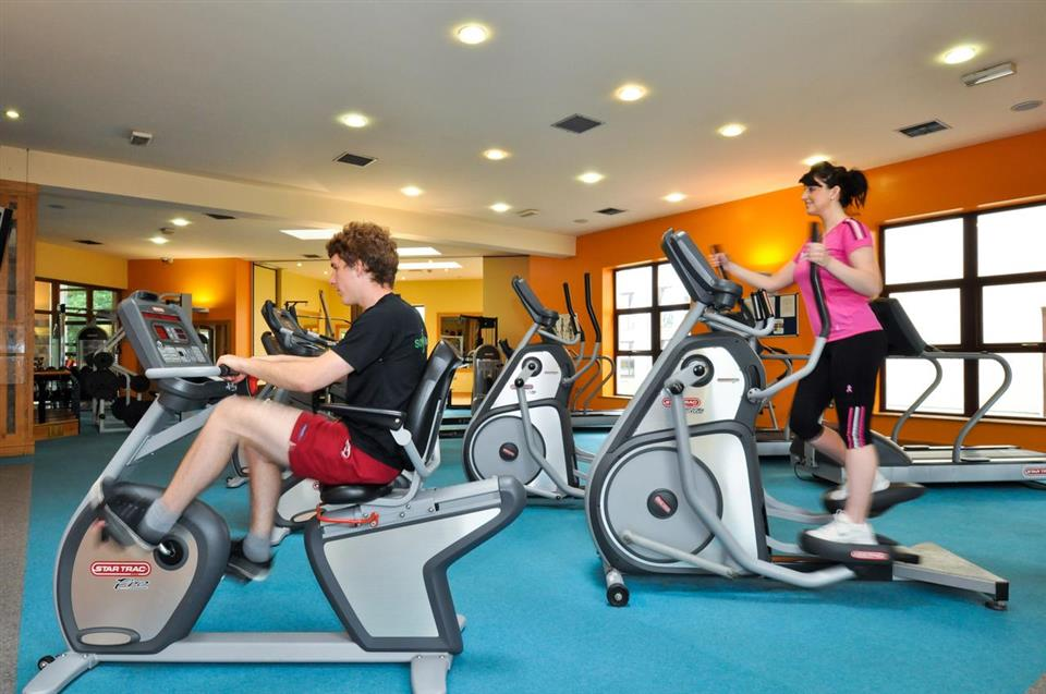 Westport Woods Hotel Gym