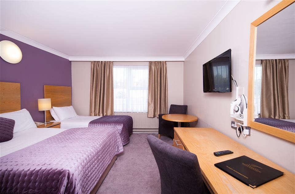 Treacys West County Hotel Standard Bedroom