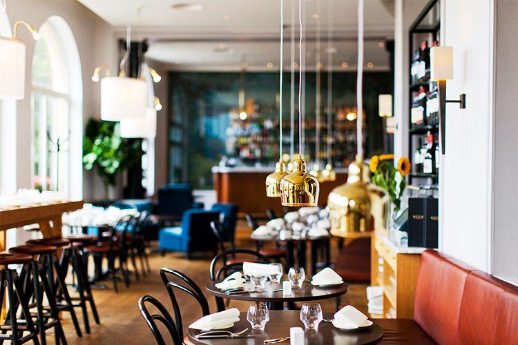 Elite Grand Hotel Gävle Grands Veranda