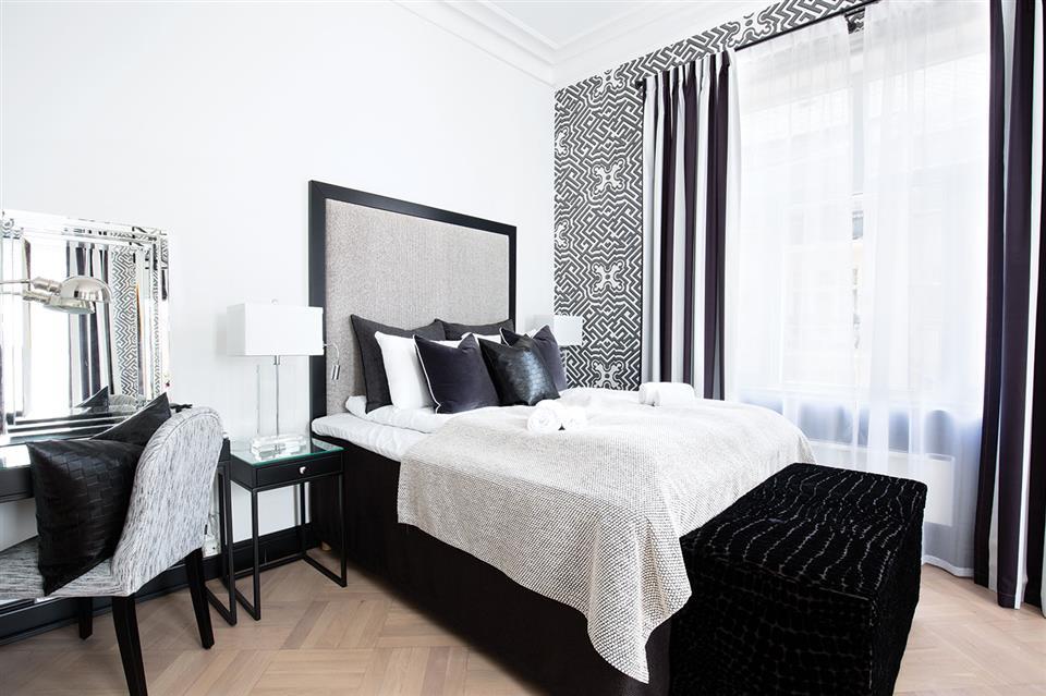 Frogner House Apartments Bygdøy Allé 53 Dubbelrum
